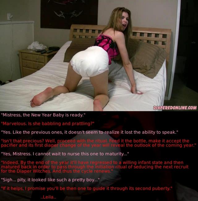 Wants adult bondage diaper love